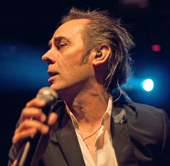 Peter Murphy Mexico 2012