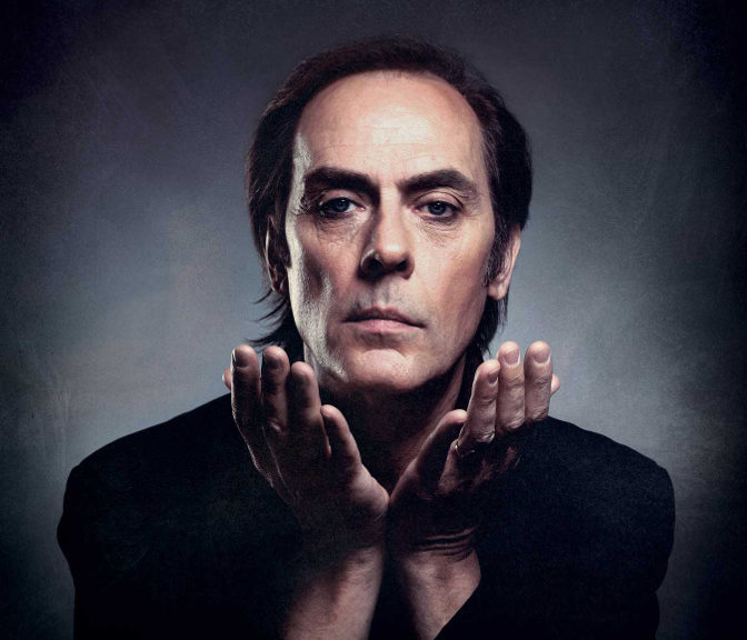 Peter Murphy by Cihan Unalan from the Lion photo session