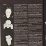Bauhaus Elegy Magazine November 1998 Part 5