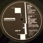 "Bauhaus 1979-1983 UK 12"" 1985 D Label"
