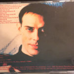 Peter Murphy A Retrospective US CD Promo 1995 Back Cover