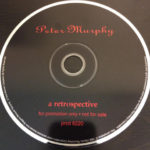 Peter Murphy A Retrospective US CD Promo 1995 CD