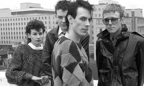 Bauhaus 1981 by Peter Noble