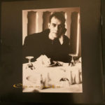 Peter Murphy Cascade UK CD 1995 Booklet Back Page