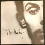 Peter Murphy Holy Smoke JP CD 1992 2nd Booklet Front