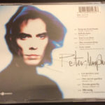 Peter Murphy Holy Smoke UK CD 1994 Back Cover