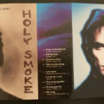 Peter Murphy Holy Smoke US Cassette Tape 1992 J Card Front