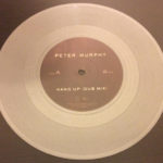 "Peter Murphy Hang Up US 7"" 2014 A Side"