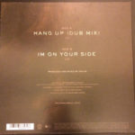 "Peter Murphy Hang Up US 7"" 2014 Back Cover"