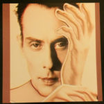 "Peter Murphy Indigo Eyes UK 7"" Box Set 1988 Art Print 1"