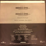 "Peter Murphy Indigo Eyes US 7"" Promo 1988 Back Cover"