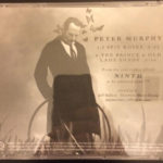 Peter Murphy I Spit Roses CA CD Promo 2011 Back Cover