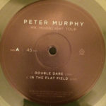 "Peter Murphy Mr. Moonlight Tour: 35 Years Of Bauhaus US 10"" 2014 A Label"