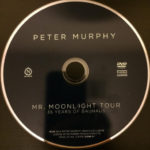 Peter Murphy Mr. Moonlight Tour: 35 Years Of Bauhaus US DVD 2014 DVD