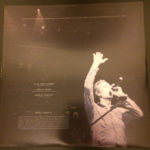 "Peter Murphy Mr. Moonlight Tour: 35 Years Of Bauhaus US 10"" 2014 Inner Side 1"