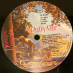 "Dalis Car The Judgement Is The Mirror DE 12"" 1984 A Label"