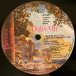 "Dalis Car The Judgement Is The Mirror DE 12"" 1984 B Label"