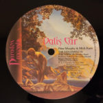 "Dalis Car The Judgement Is The Mirror UK 12"" 1984 A Label"