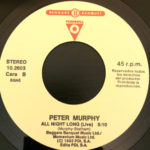 "Peter Murphy The Sweetest Drop ES 7"" Promo 1992 B Label"