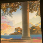 """Dalis Car The Waking Hour CA 12"""" 1988 Back Cover"""
