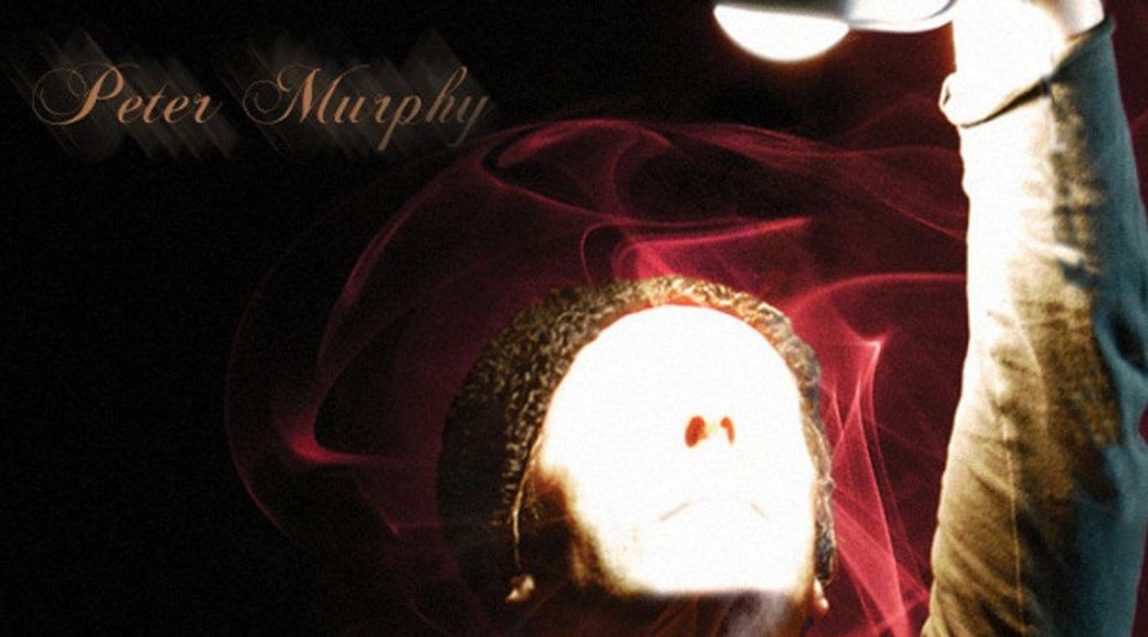 Peter Murphy Bare-Boned and Sacred